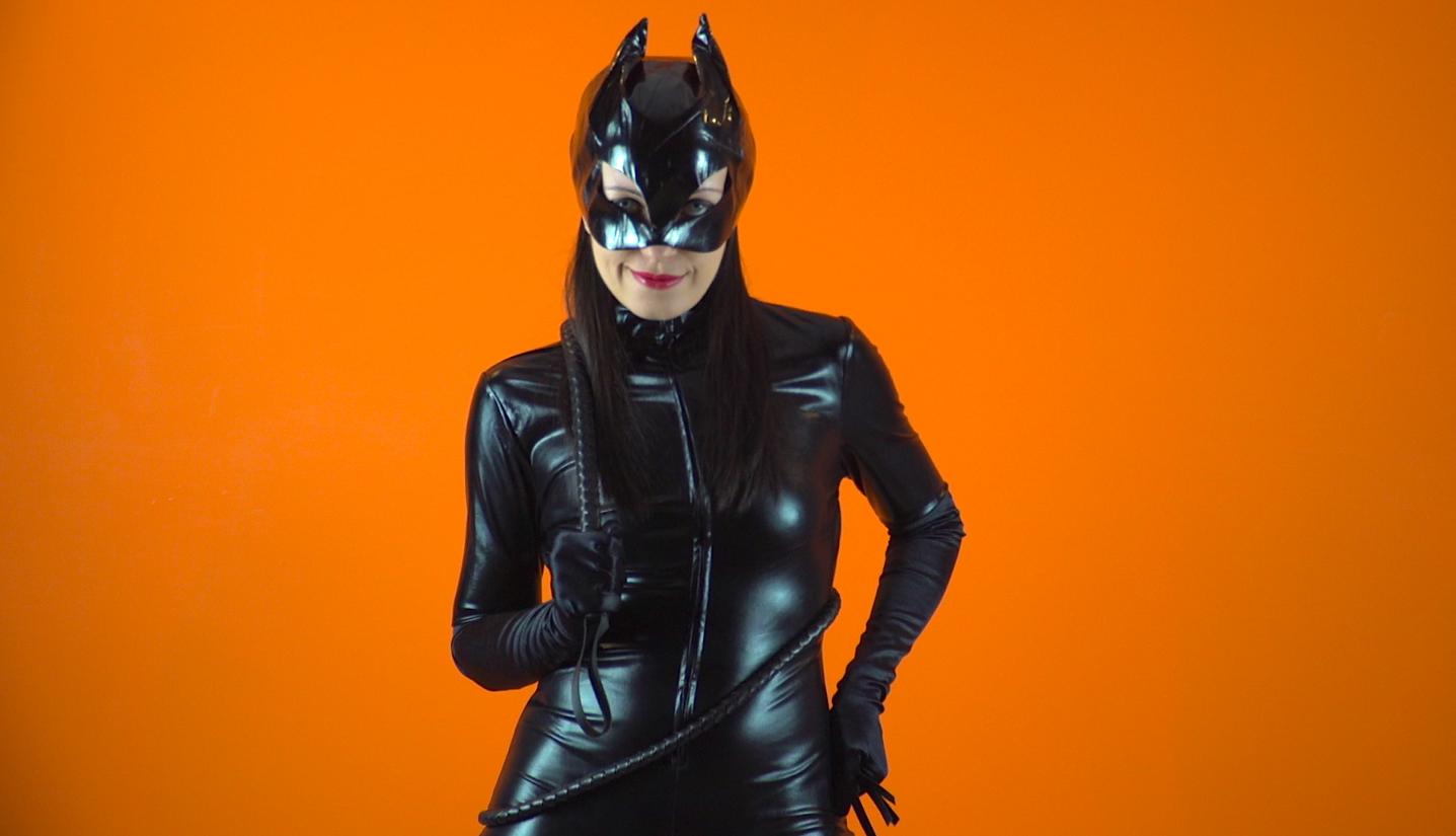 Catwoman sesso cartone animato Hentai porno spettacolo